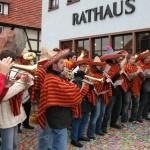 Rathaussturm 2009
